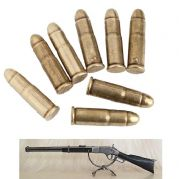 Dummy Western Rifle Bullet - Brass Finish